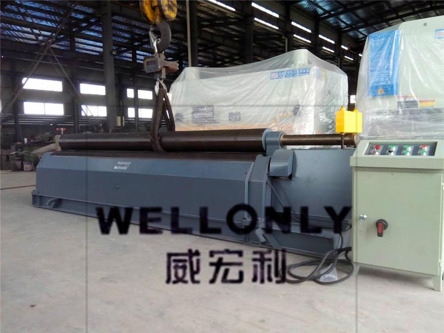 W11-6×3200卷板机