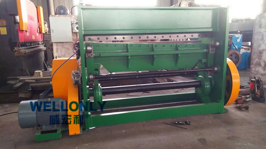 Q11H-6×2000气动剪板机