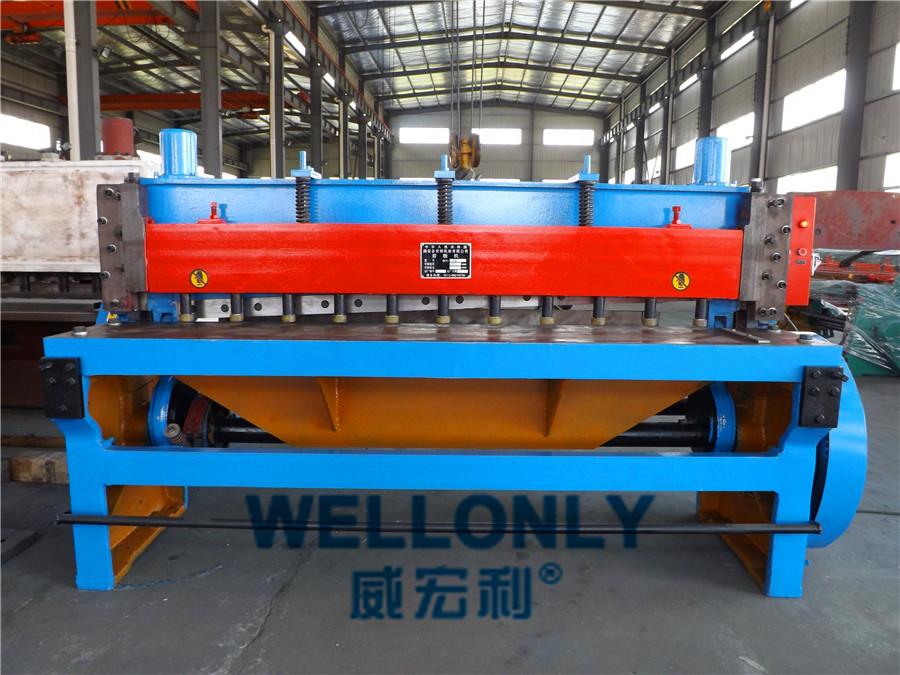 Q11-8×2000机械剪板机