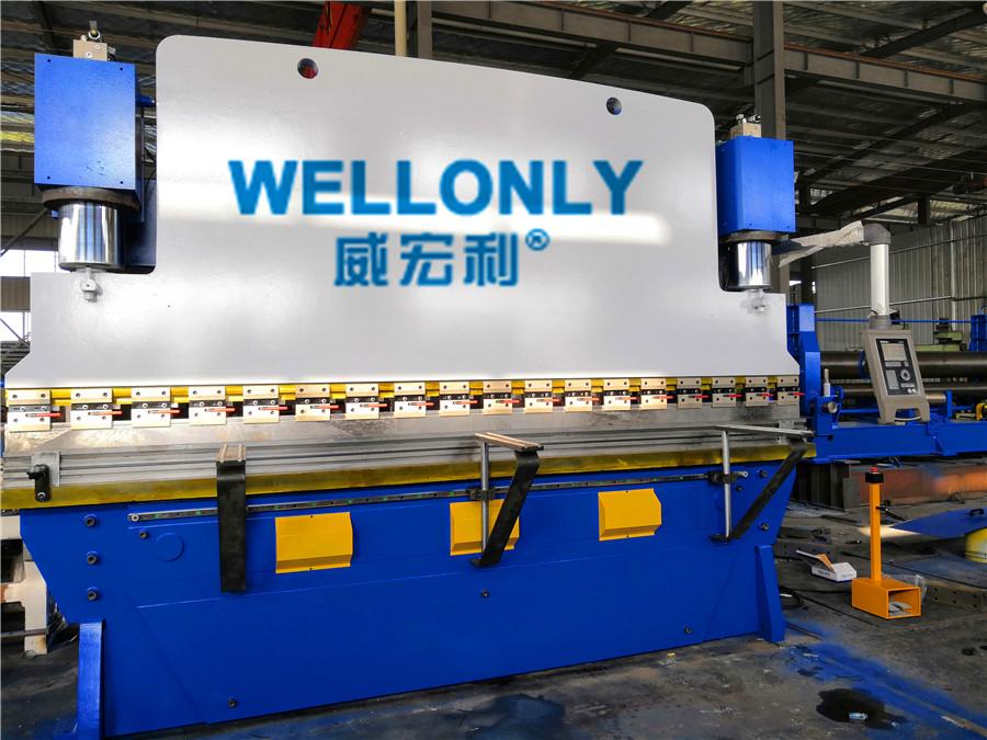 WC67K-300T/4000数控折弯机