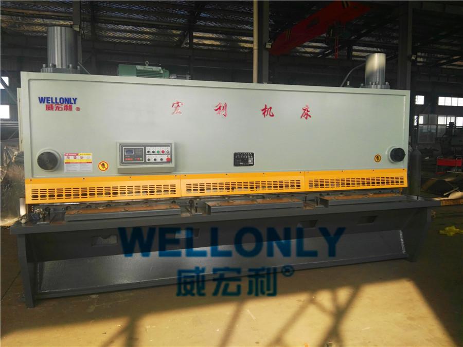 QC11Y-16×4000闸式剪板机