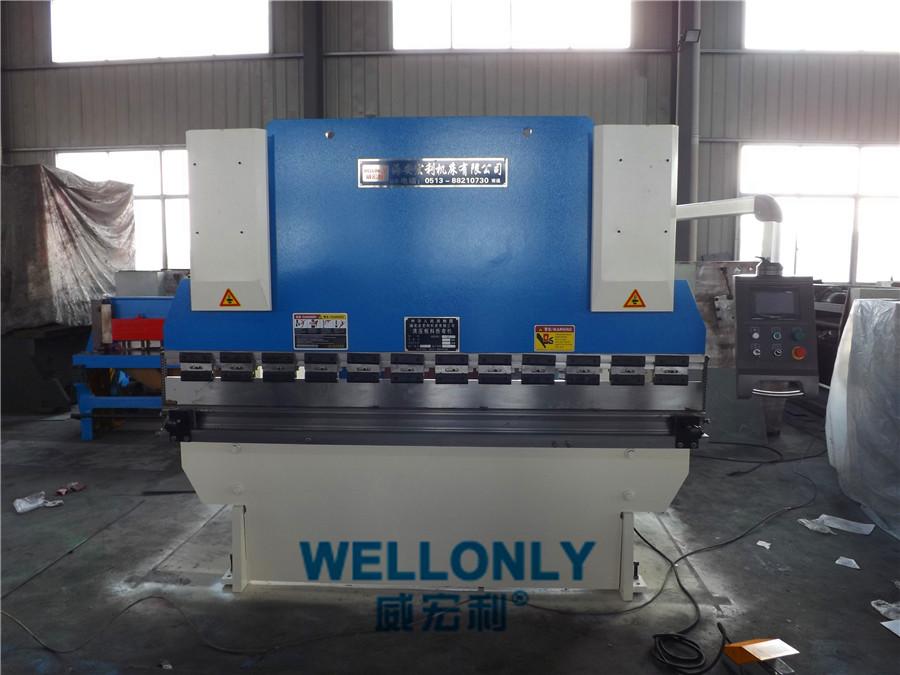 WC67K-125T/2500折弯机