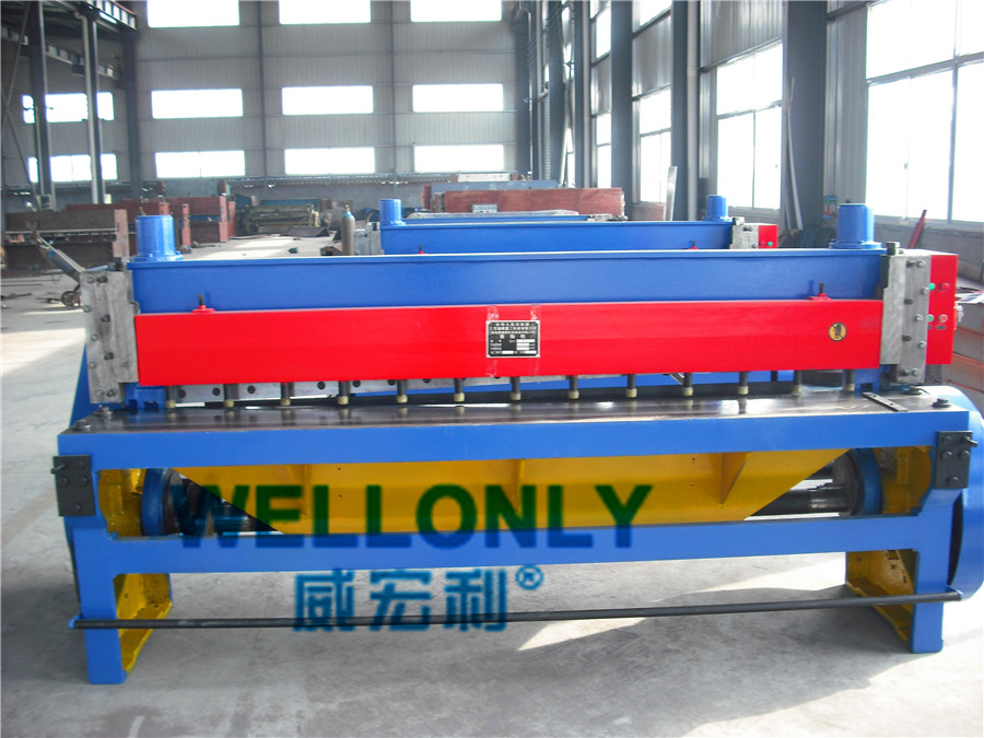 Q11-6×2500机械剪板机