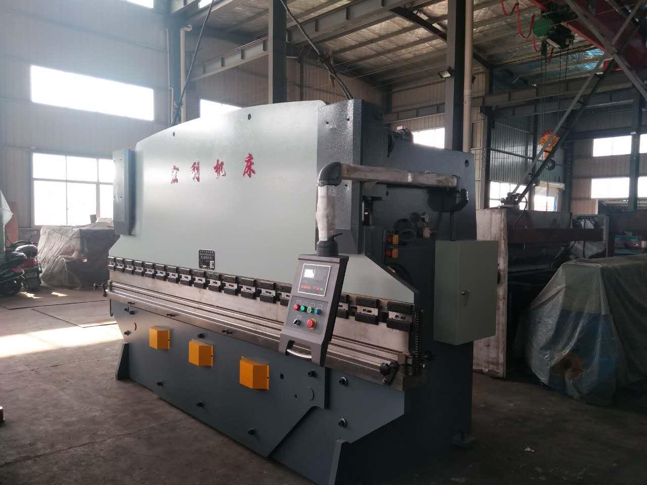 WC67Y-160T3200液压板料折弯机