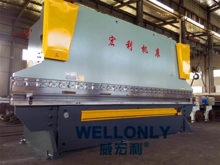 WC67Y-300T/6000折弯机